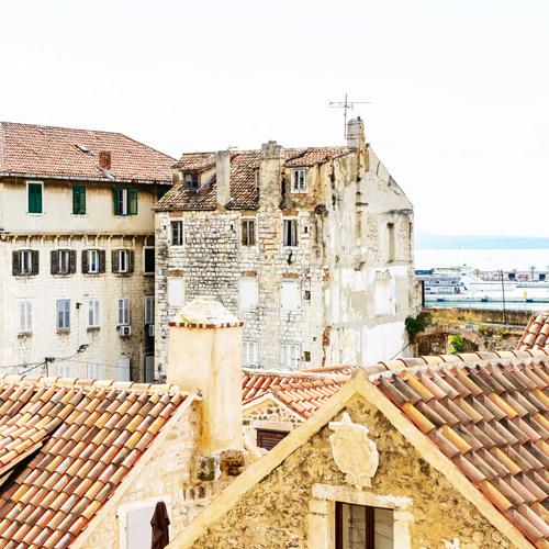 Le duo Split & Dubrovnik à deux