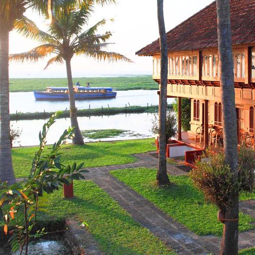 Le Sud entre Tamil Nadu et Kerala