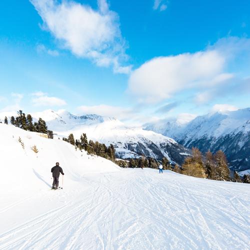 Ski en famille à Innsbruck
