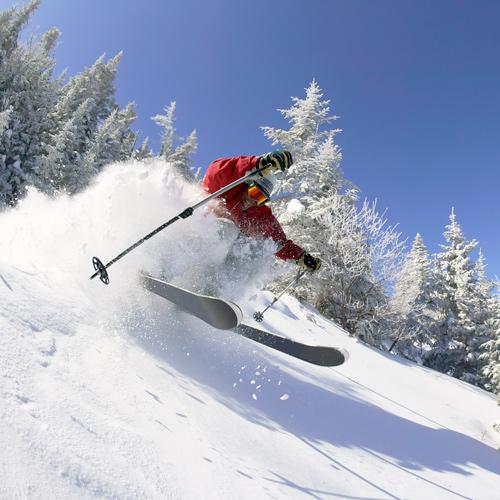 Ski en famille à Timberline