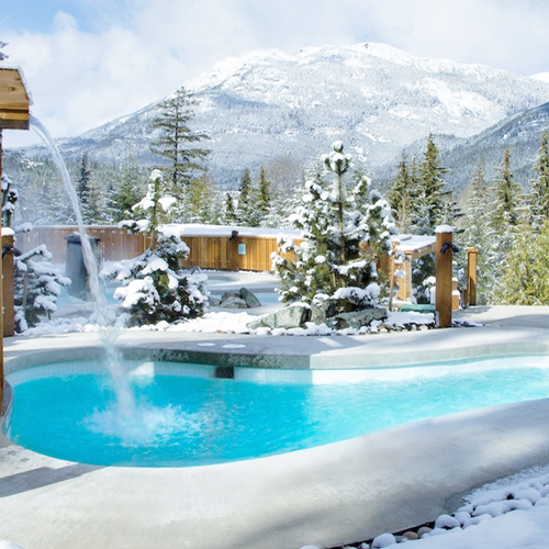 Whistler Blackcomb Ski for Two