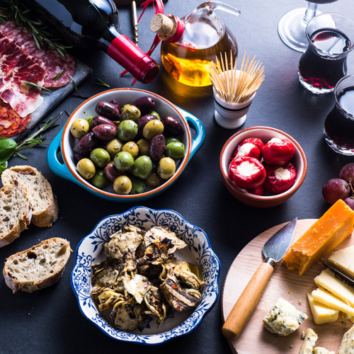 Week-end gastronomique à deux à Barcelone