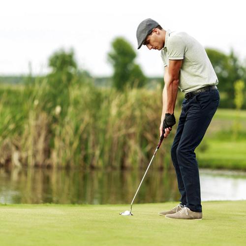 Golf & détente à Saturnia entre amis