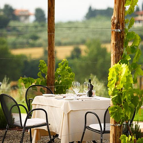 Passages gastronomiques en Toscane