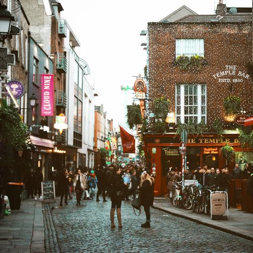 City-break for two in Dublin