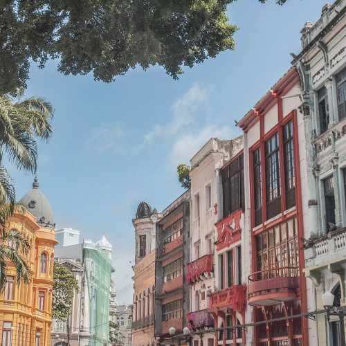 Aventures de Recife à Natal entre amis