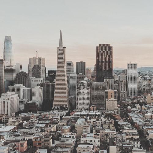 City-break entre amis à San Francisco