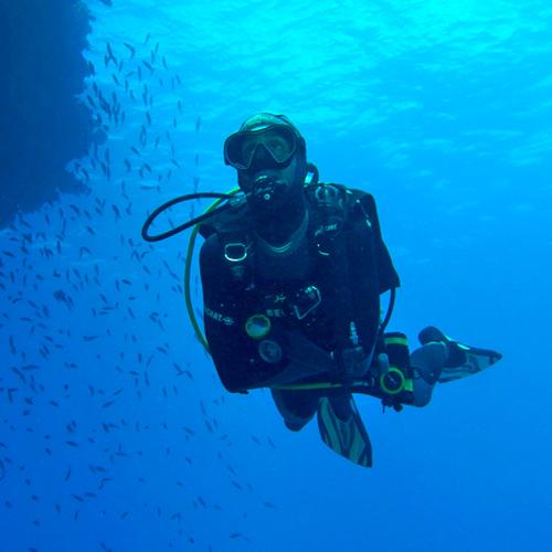 Plongée entre amis à Kadavu Island