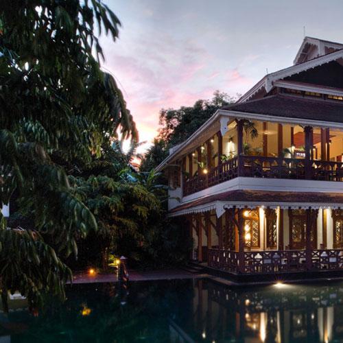 Temples Khmers & villages flotants
